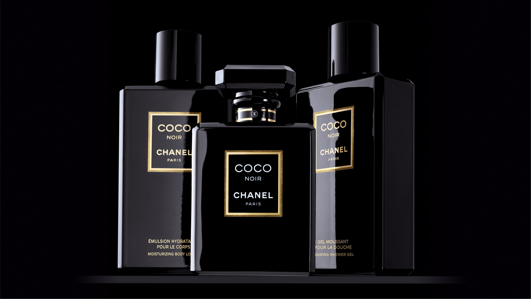 Chanel Coco Yakymour