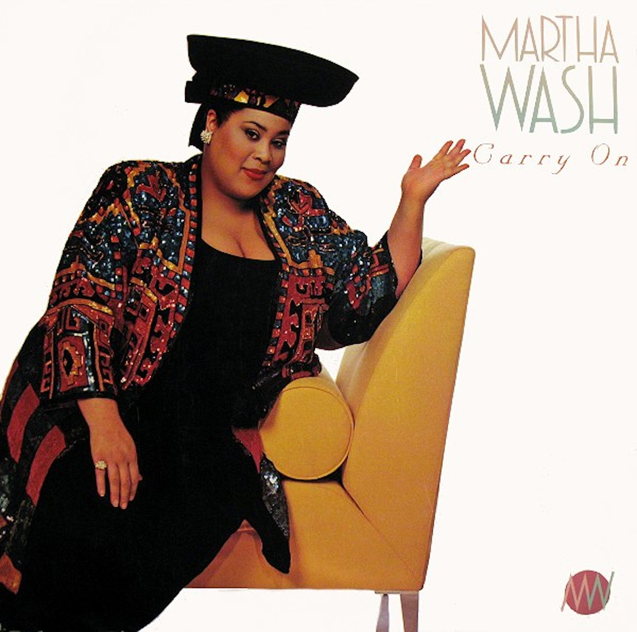 Martha Wash Carry On