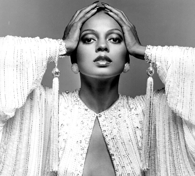 Diana Ross Couture