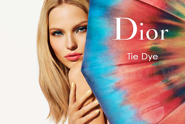Dior-Tie-Dye-Summer-2015-Collection