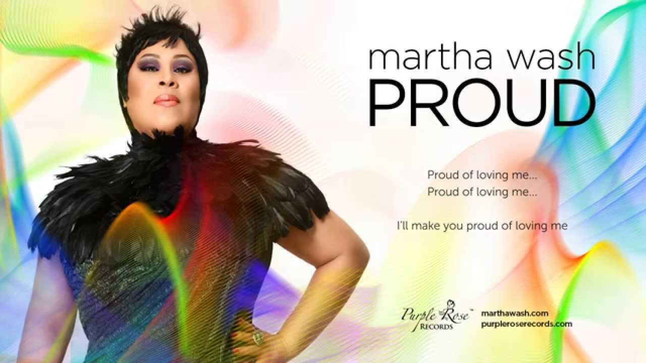 Martha Wash Proud