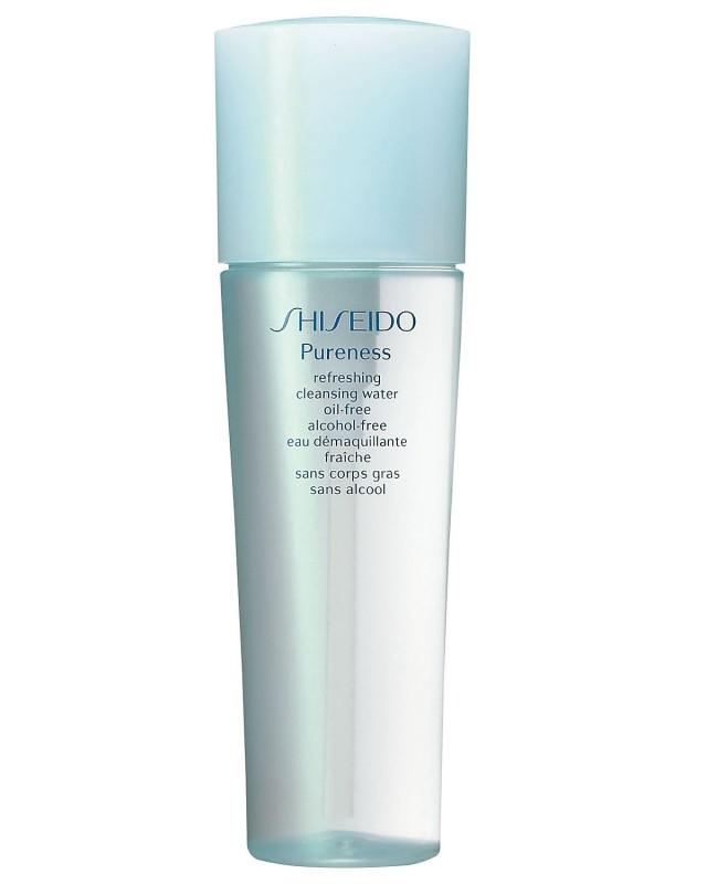 shiseido pureness cleansing water