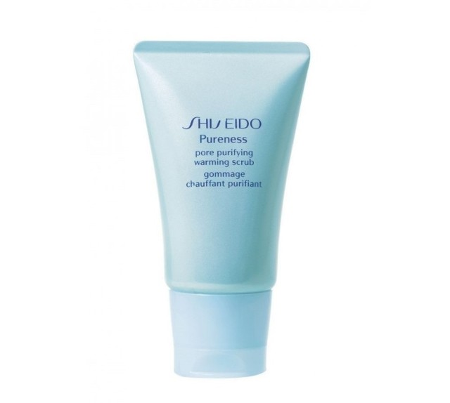 Shiseido Pureness Pore Purifying Warming Scrub