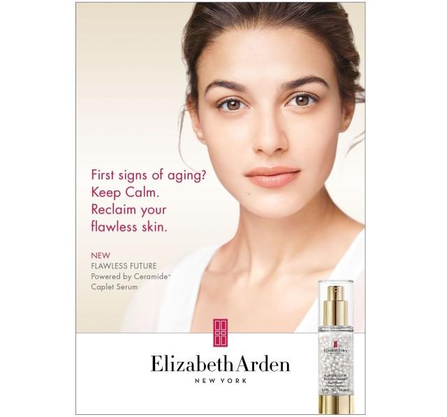 Elizabeth Arden Capulet Serum Ad