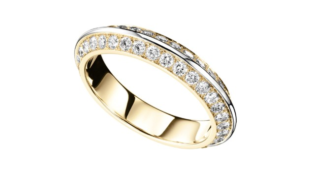 BOUCHERON, Eternal Grace wedding ring