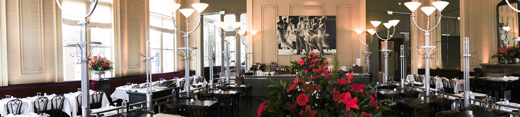 Polman's Huis Restaurant horizon