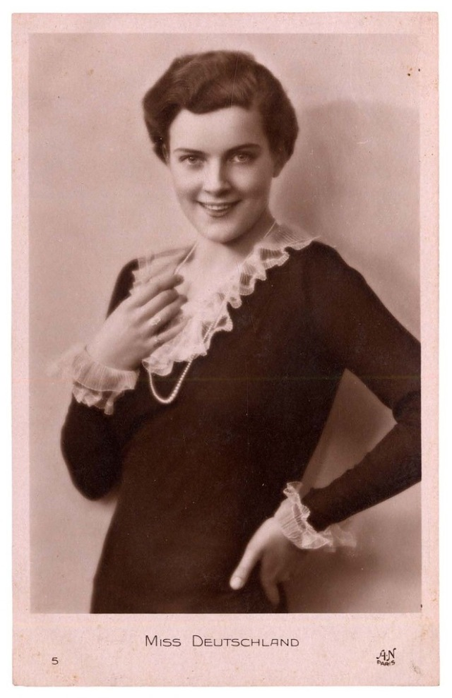 Miss Allemange, Dorit Nitykowski -