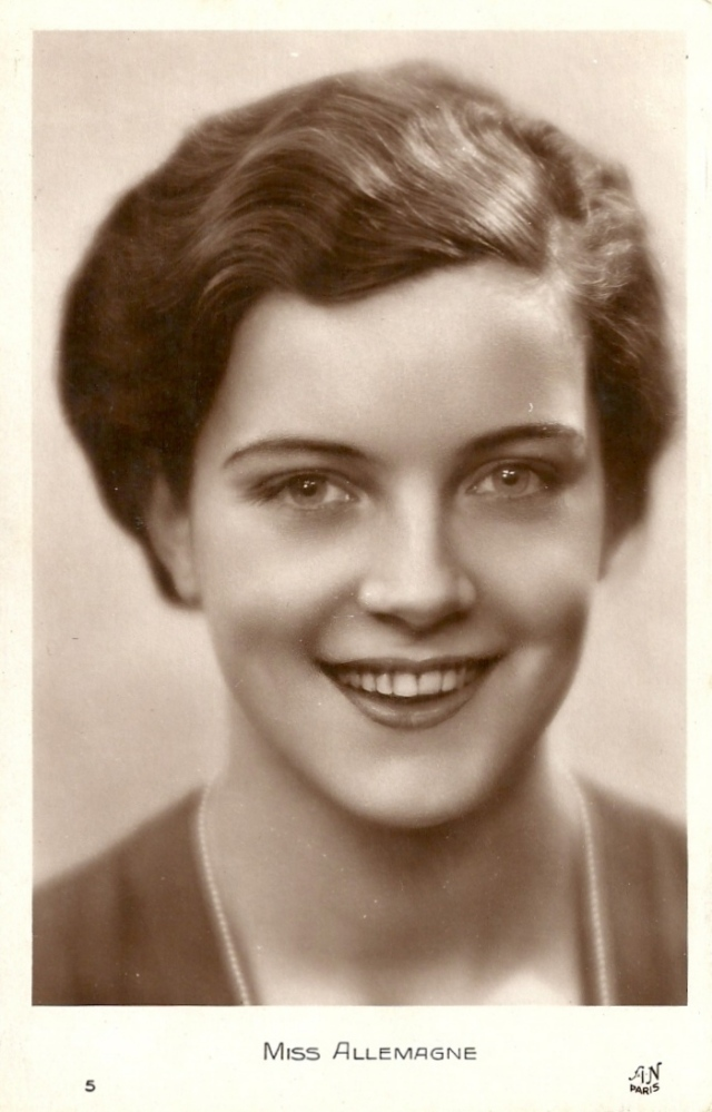 Miss Allemange, Dorit Nitykowski