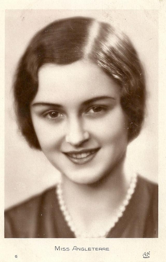 Miss Great Britain, Marjorie Ross