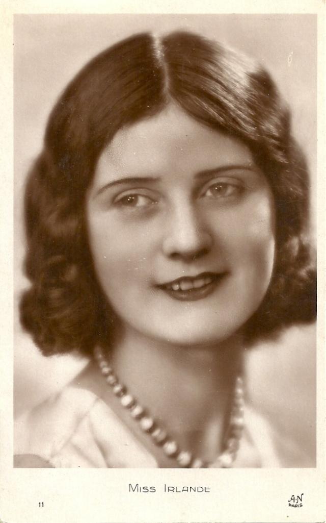 Miss Ireland, Vera Curran