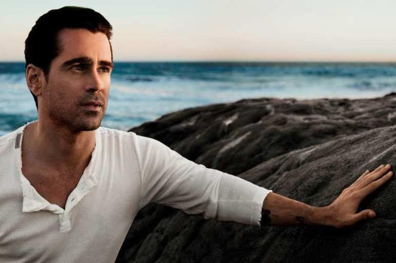 Dolce Gabbana Intenso Eau de Toilette Ad Campaign Colin Farrell Yakymour