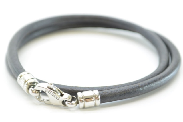 Bulgari bracelet sterling