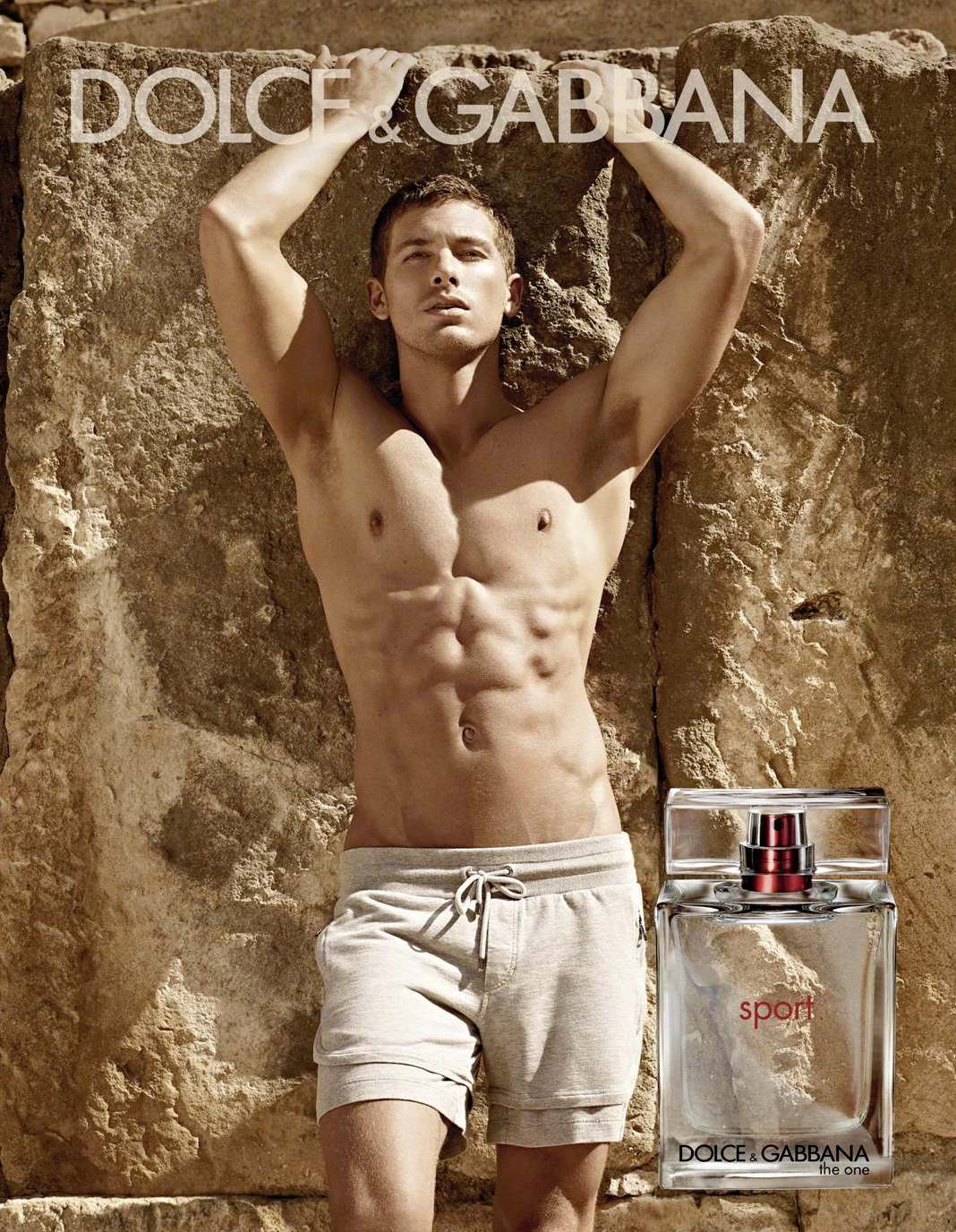 The One Sport Dolce Gabbana Adam Senn