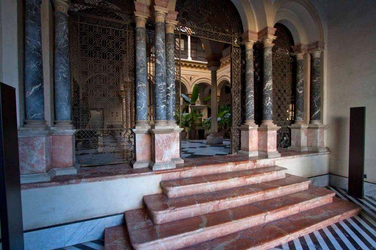 Sevilla, Palacio de Villapanés