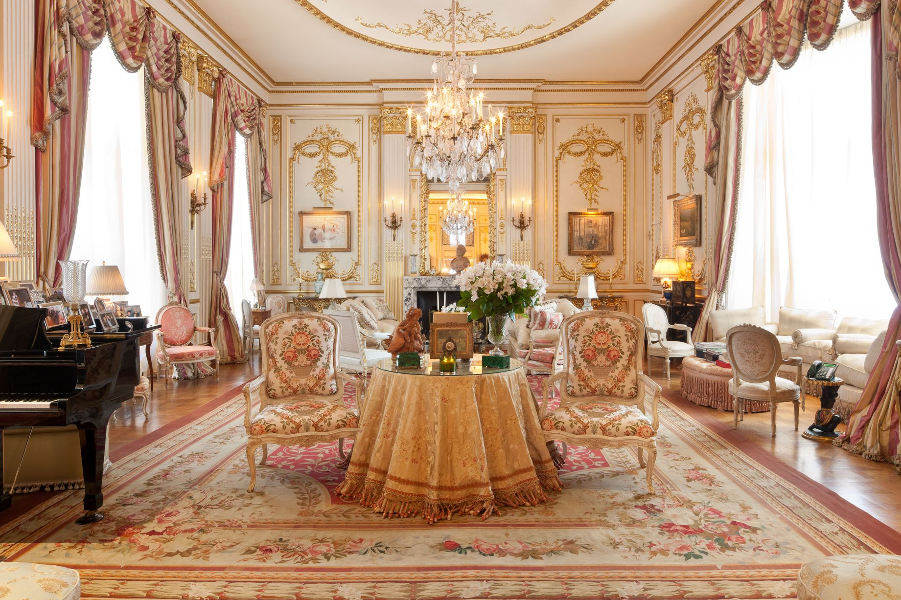 Joan Rivers apartment