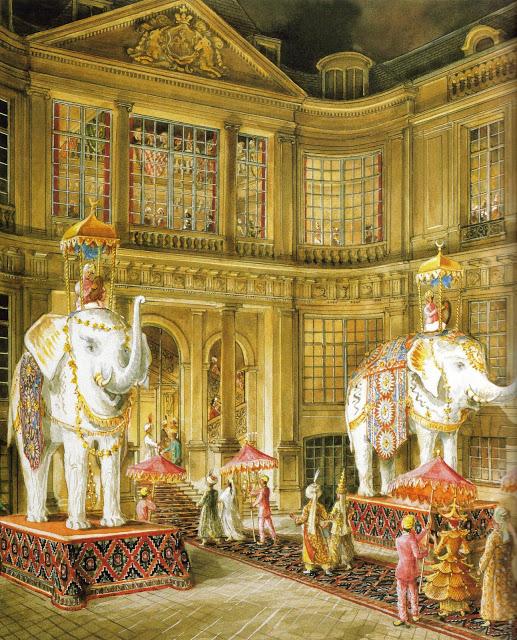 Bal Oriental Rothschild Begum Aga Khan