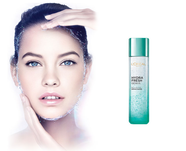 Loreal-Hydra-Fresh-Genius-Water