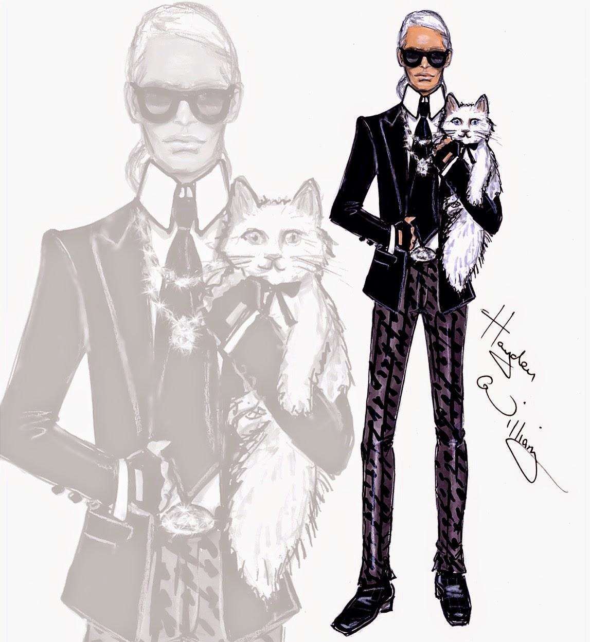 Happy Birthday Karl Lagerfeld!