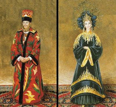 Prince Rupert zu Lowenstein and Madame Graham Mattison