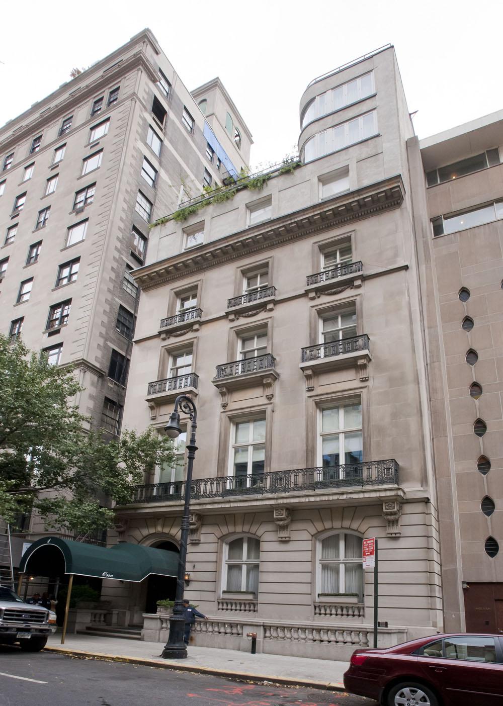 The 1903 John R. Drexel House -- No. 1 E. 62nd Street