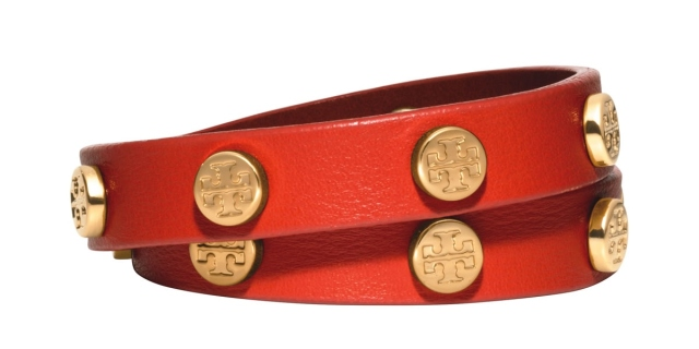 Tony Burch bracelet leather