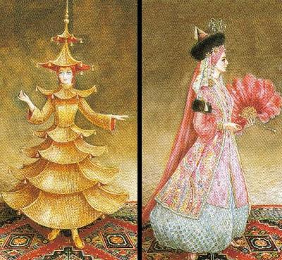Viscountess of Bonchamps and Countess of Ribes