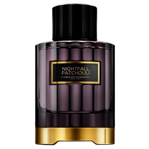 Carolina Herrera Nightfall Patchouli Mauve Purple
