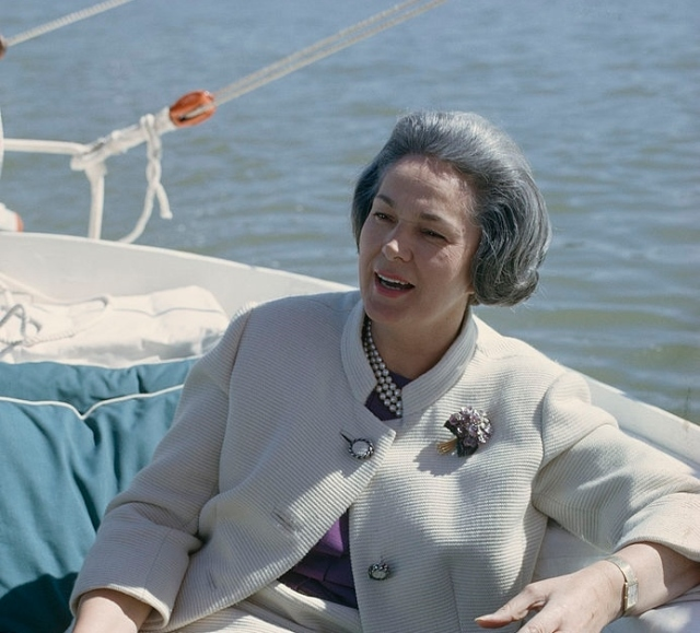 Yvette Labrousse Begum Om Habibeh Aga Khan Aswan Egypt