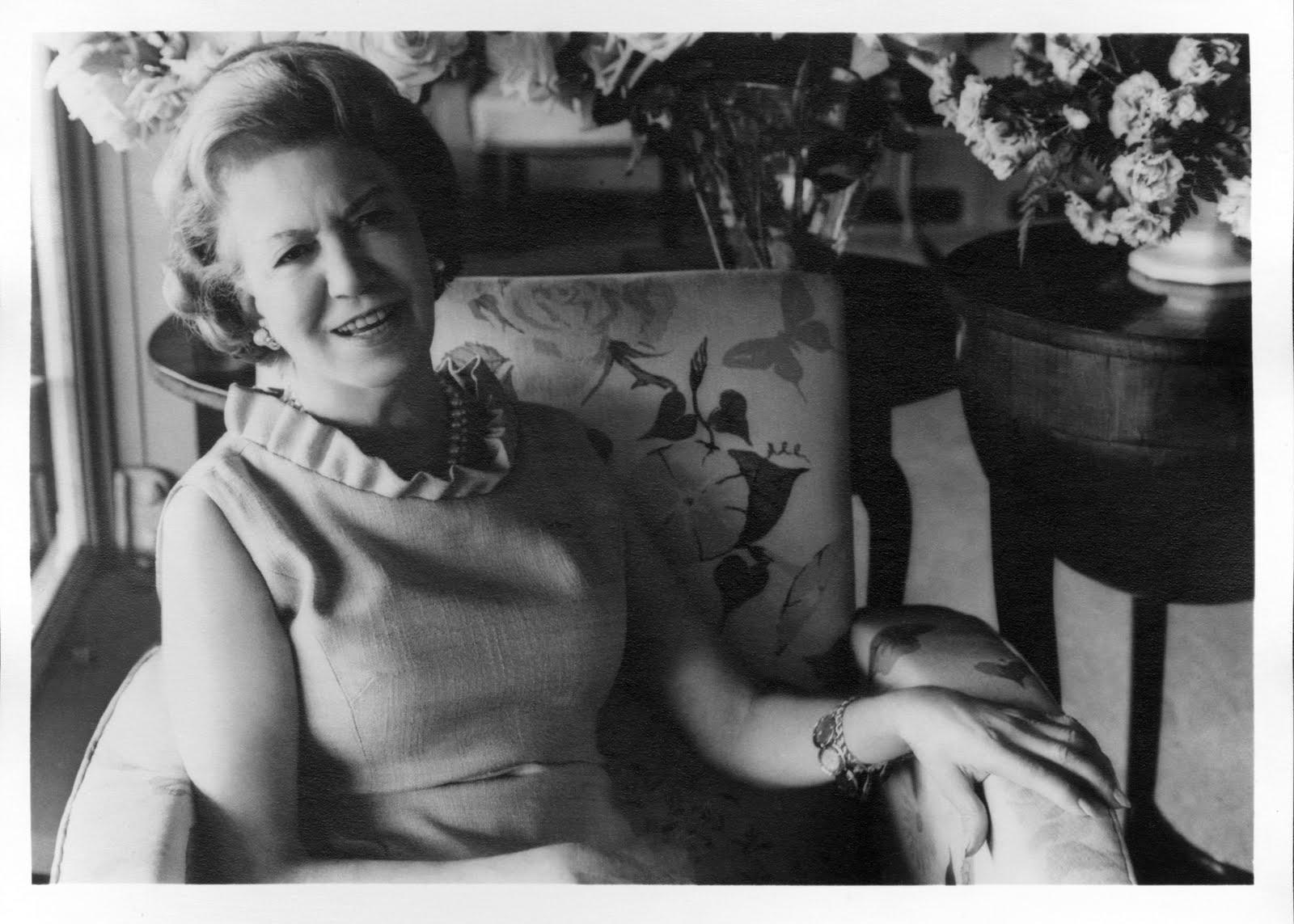 Elizabeth Arden circa 1960