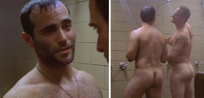 brian bloom chris meloni oz shower