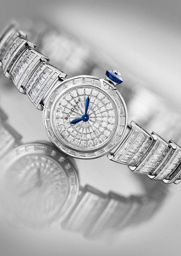 Bulgari Lucea Diamond High Jewelry