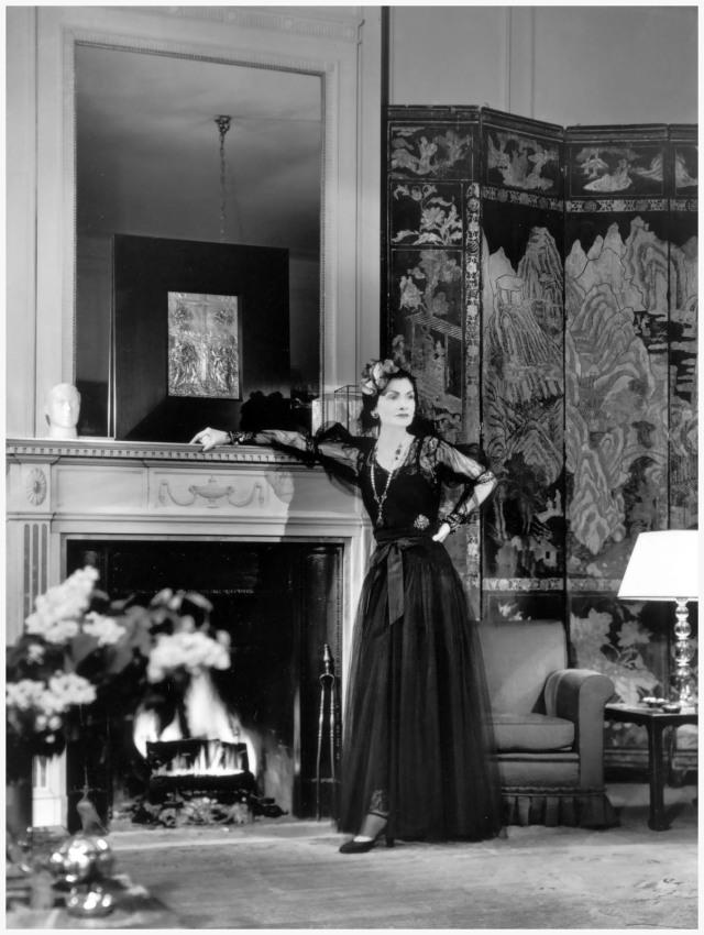 Gabrielle Coco Chanel Ritz hotel Paris