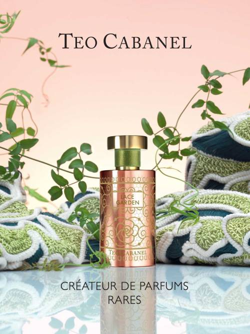 Teo Cabanel Lace Garden Limited Edition