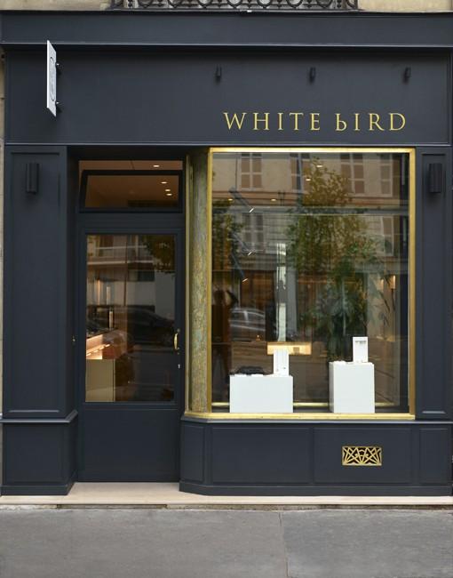 White Bird Jewel Shop Paris Yakymour
