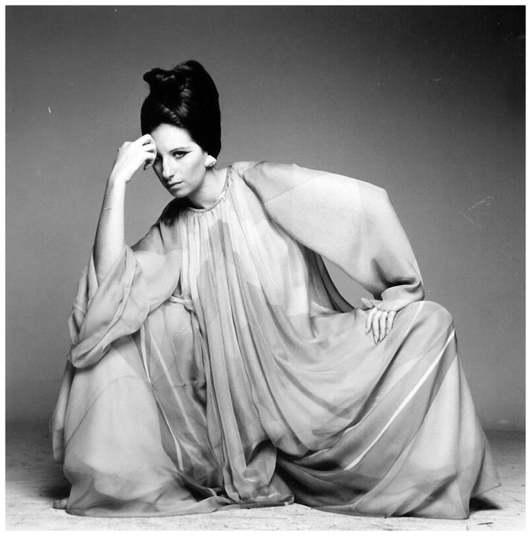 Richard Avedon Barbra Streisand 1960