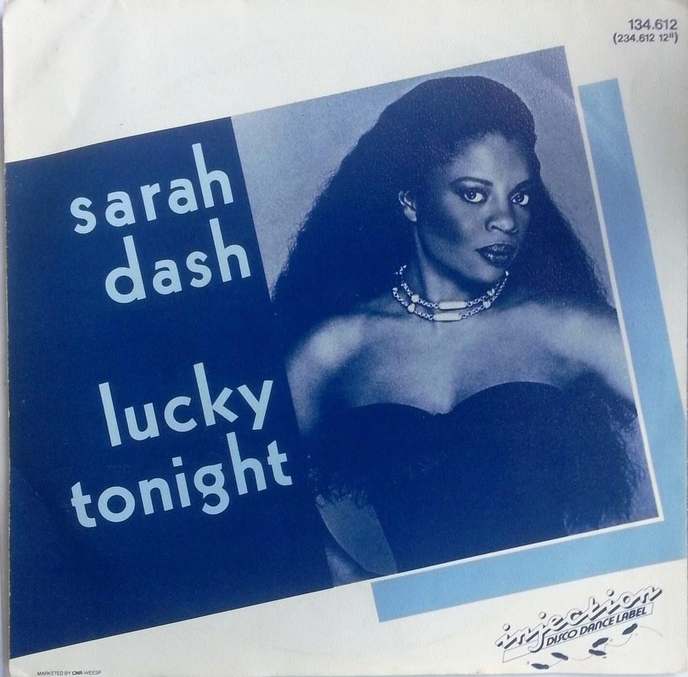Sarah Dash Patrick Cowley Sylvester Jeanie Tracy Lucky Tonight