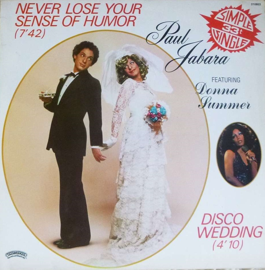 Paul Jabara Donna Summer Never Lose Your Sense Of Humor
