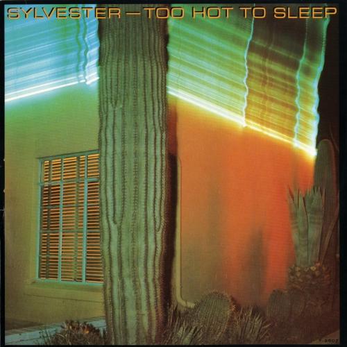 1981 Sylvester Too Hot To Sleep
