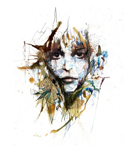 Carne Griffiths 'Anotherplace' Art