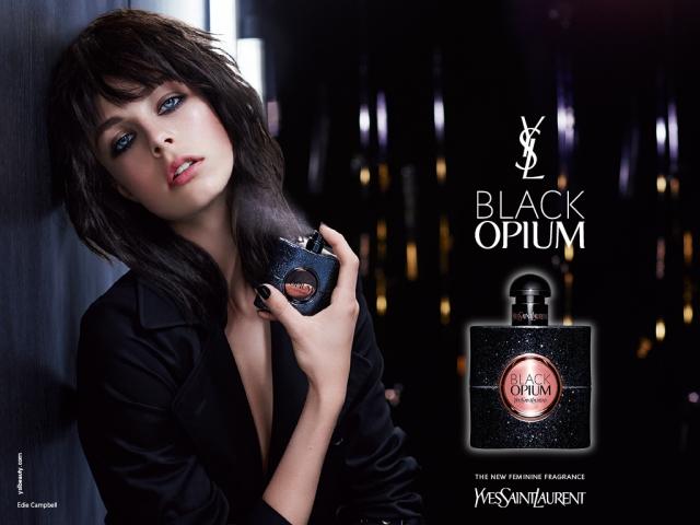 YSL Black Opium Yves-Saint Laurent Eau de Parfum