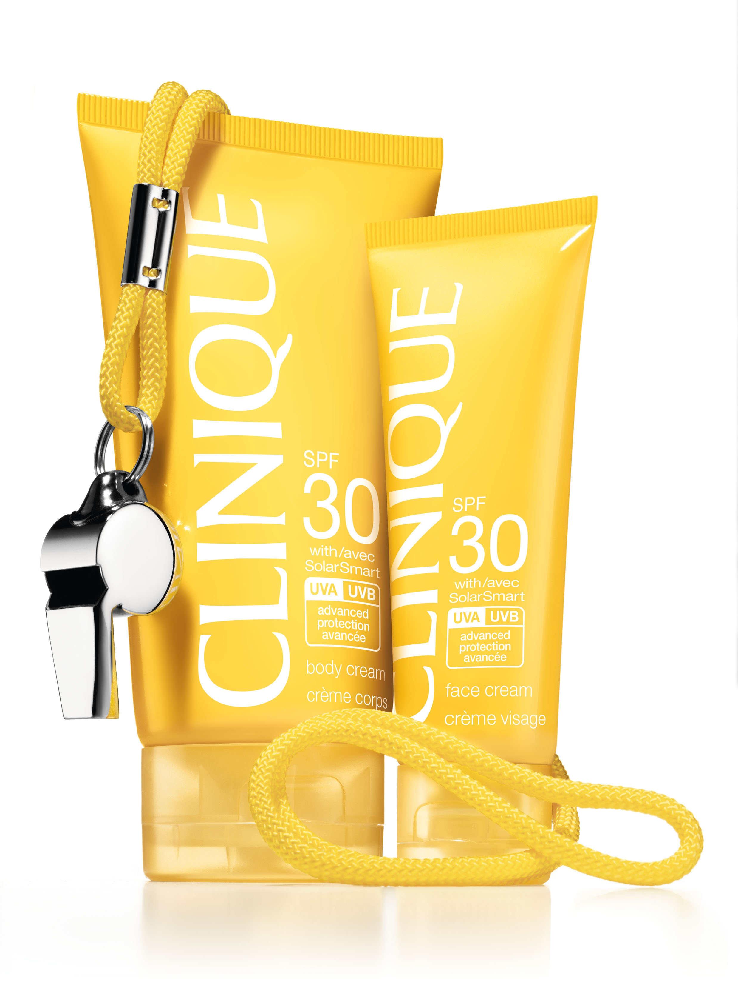 Clinique SPF 30 Body Cream Sun
