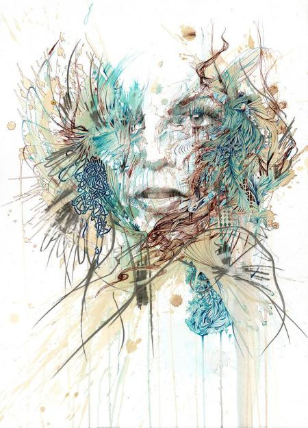 Carne Griffiths Fly Art