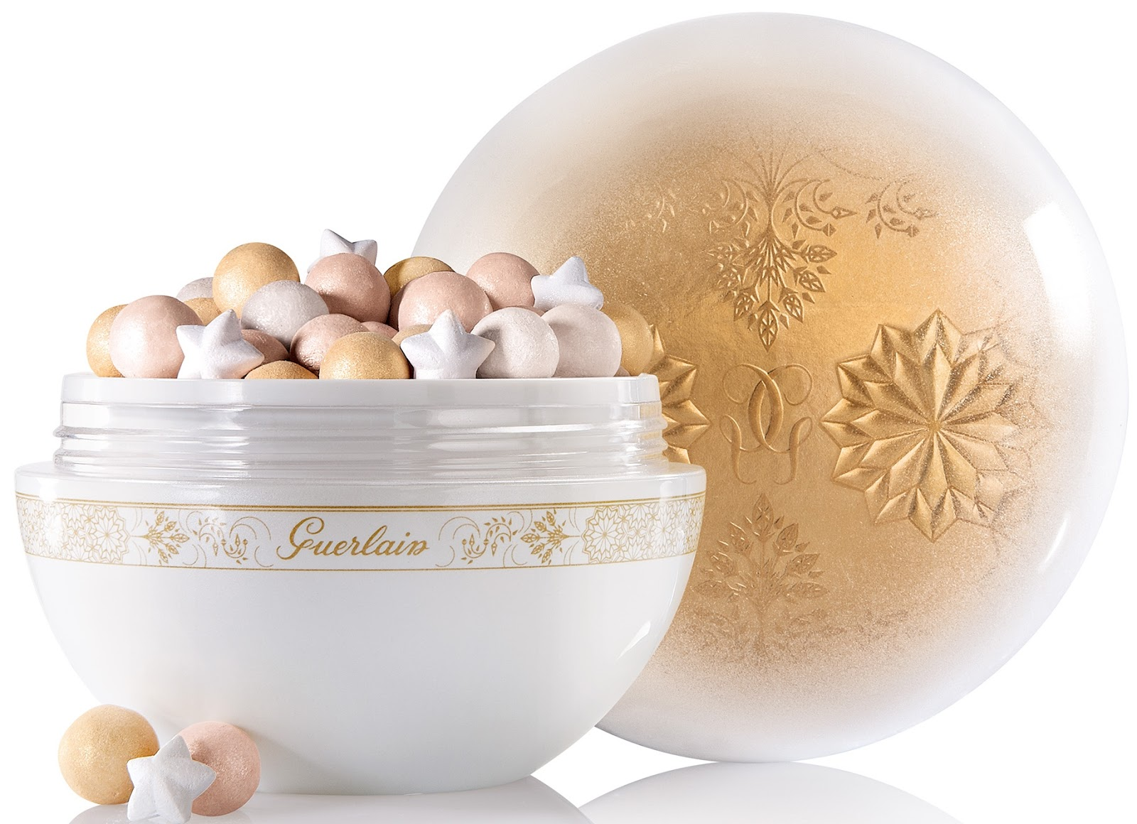 Guerlain Meteorites Powder Neiges et Merveilles Christmas Collection 2015/2016