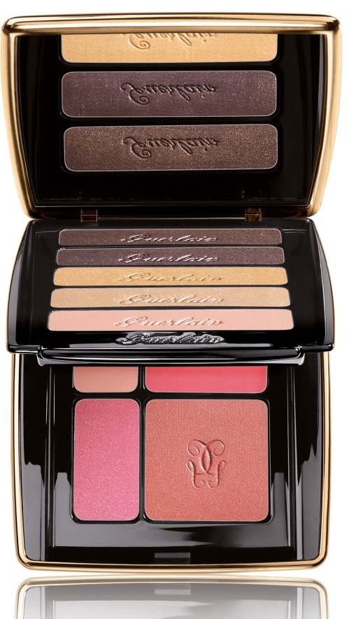 Guerlain Eyeshadow Blush Neiges et Merveilles Christmas Collection 2015/2016