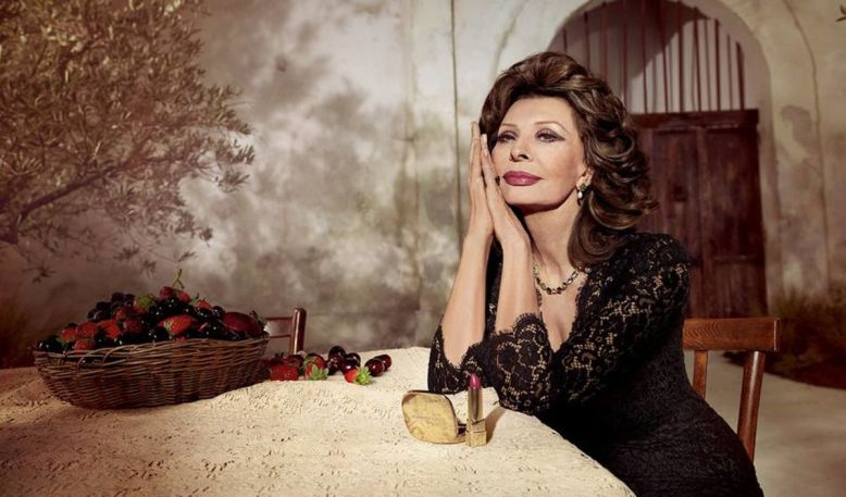 Dolce&Gabbana Sophia Loren No.1 Red Lipstick