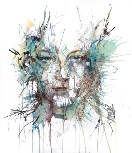 Carne Griffiths 'Order' Art