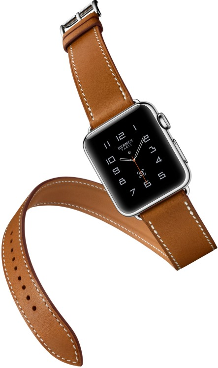 Apple Watch Hermes Double Tour