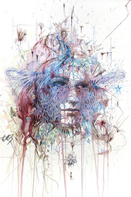 Carne Griffiths 'Themiracle' Art