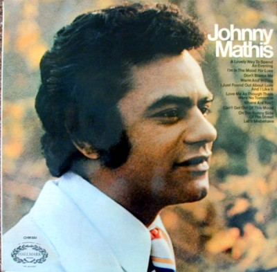 1970 Johnny Mathis - johnny mathis