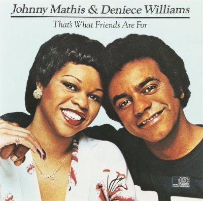 1978 Johnny Mathis & Denise Williams - That's What Friends Are For